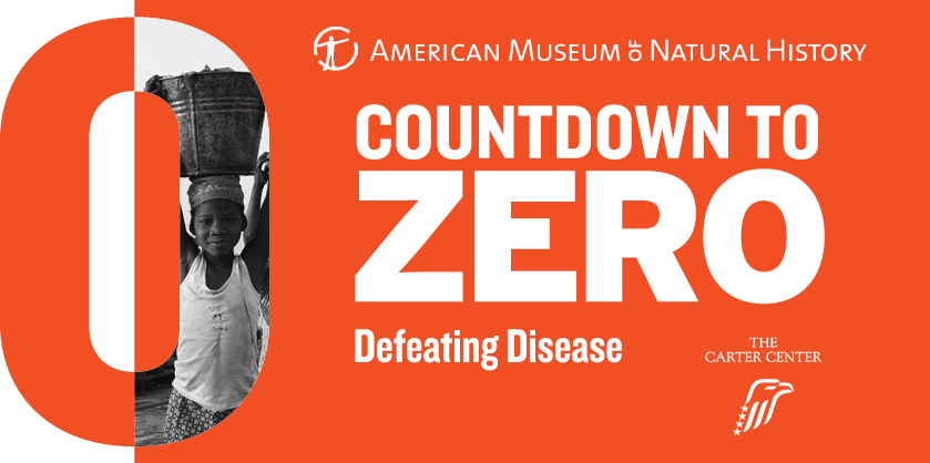 <p>&#8220;Countdown to Zero: Defeating Disease&#8221; exhibition at the Jimmy Carter Presidential Library and Museum explores scientific and social innovations that are ridding the world of ancient diseases.</p>